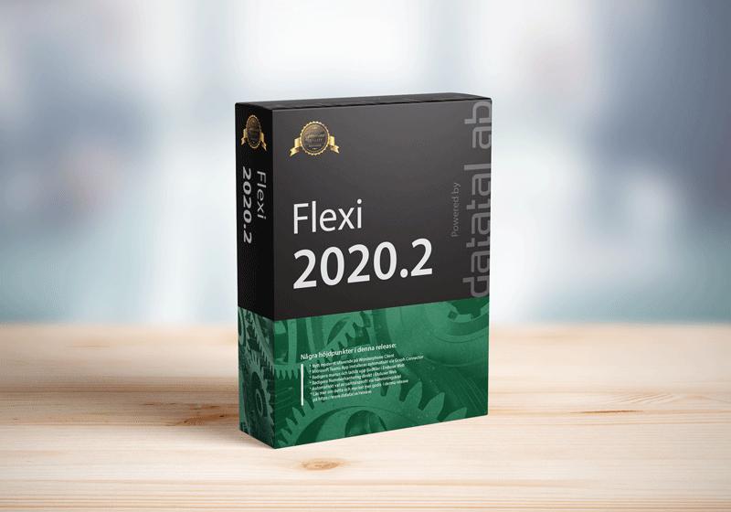 Ny release: Flexi 2020.2