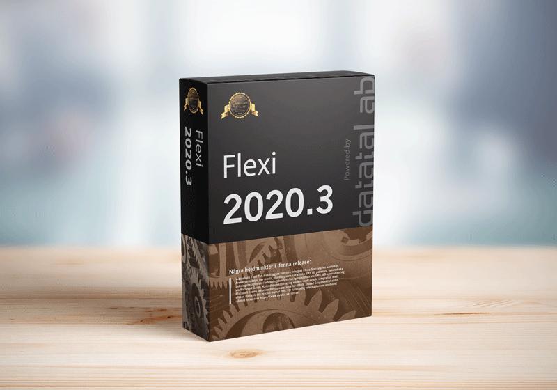Ny release: Flexi 2020.3